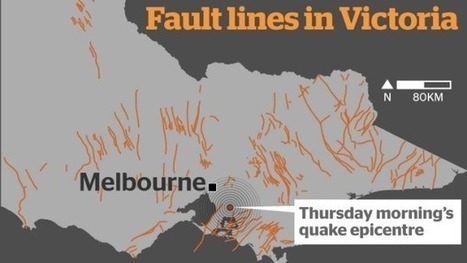 Earthquakes in Victoria: the facts | Geography, History, SOSE | Scoop.it