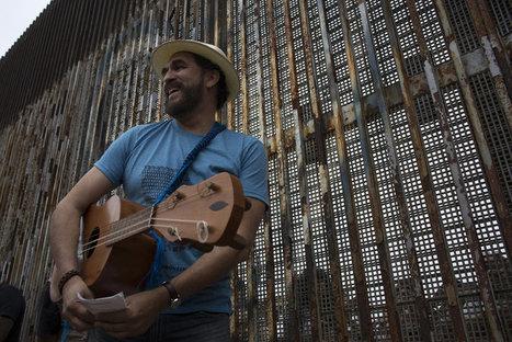 Sharing Music Across the U.S.-Mexico Border's Metal Fence   Baja California   Scoop.it