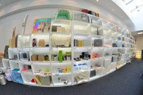 materiO' Une sélection de milliers de matières et technologies bizarres et/ou innovantes. | FabLab - DIY - 3D printing- Maker | Scoop.it