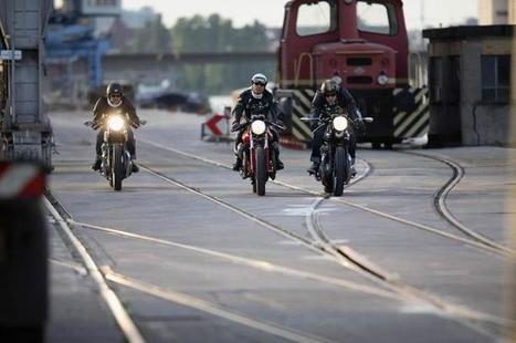 @ THE STATION | Vintage Motorbikes | Scoop.it