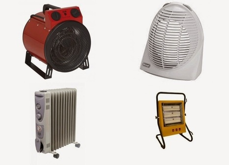 Major Facts About Electric Heater | Air Conditioning To Hire | Scoop.it