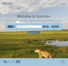Species+ now available | Beyond the Stacks | Scoop.it