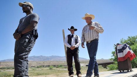 Cliven Bundy Accidentally Explained What's Wrong With the Republican Party | Politics: Collapse of The Right | Scoop.it