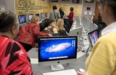 Longview Library opens new iMac lab - KETK | SocialLibrary | Scoop.it