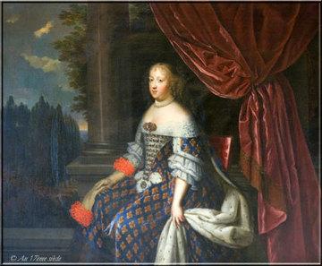 10 septembre 1638 naissance de Marie-Thérèse d'Autriche épouse de Louis XIV   Racines de l'Art   Scoop.it