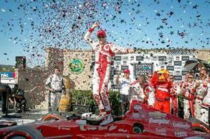 IndyCar Sonoma: Dixon plays it to perfection - crash.net | California Flat Track Association (CFTA) | Scoop.it