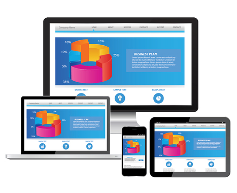 Responsive Web Design Is Not One-Size-Fits-All - Business 2 Community | Web and Graphic Design | Scoop.it