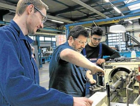 Emploi. Pourquoi l'Allemagne chouchoute ses apprentis   Emploi Industrie   Scoop.it