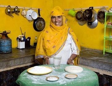 Tour du monde des cuisines de grands-mères | L'Ame des Chefs | Scoop.it