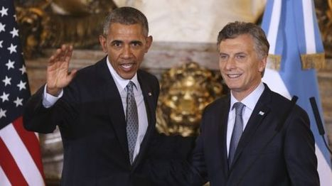 Argentina 'Dirty War': Obama to release secret US files - BBC News | My Mosaic | Scoop.it