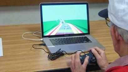 Dataspel gör äldres hjärnor piggare | Folkbildning på nätet | Scoop.it