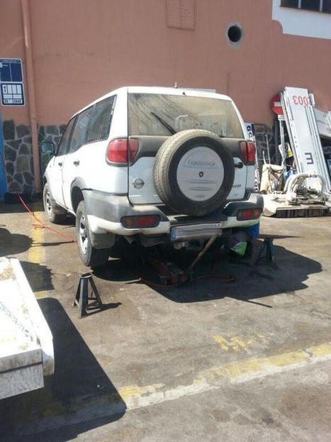 Acusan a un edil de Mijas de arreglar su coche en los talleres municipales   #Talleres   Scoop.it