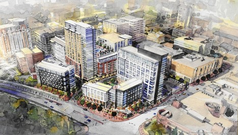 Council passes bill creating new downtown Towson zoning district | Suburban Land Trusts | Scoop.it