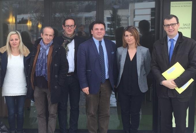 e-Autonomie : La Préfecture de l'Ariège à la rencontre de SMART RISKS