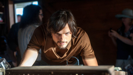 Jobs Movie Review: A Sadly Appropriate Metaphor   Reviews and Trailers   Scoop.it
