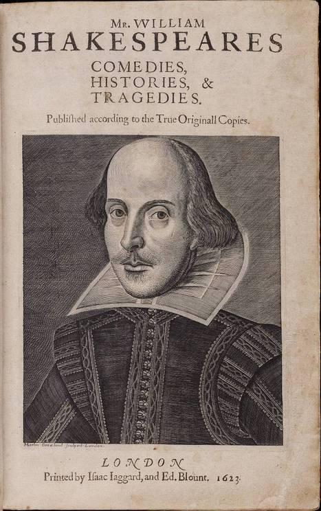 Pour fêter Shakespeare | Merveilles - Marvels | Scoop.it