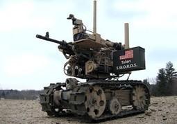 Faut-il laisser sans contrôle les robots militaires américains ?   Post-Sapiens, les êtres technologiques   Scoop.it