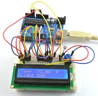 Deux tutoriels pour Afficheur LCD avec Arduino | Arduino, Processing | Scoop.it