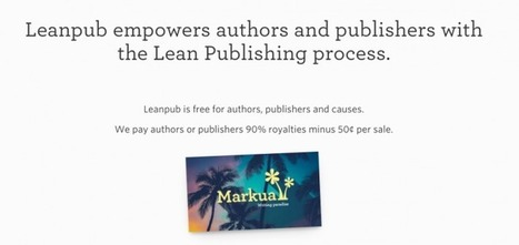 Leanpub Explains Why Not to Write Books in Stealth Mode | Pobre Gutenberg | Scoop.it