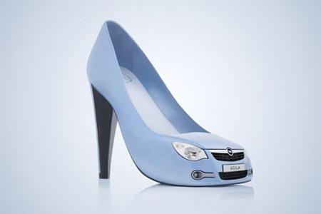 Unusual Footwear and Creative Shoe Designs | Creative Heights: Reinventing The Heel of Designer Shoes. | Scoop.it
