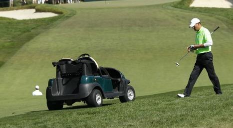 US Open: Faut-il marcher pour jouer au golf? | Slate | Nouvelles du golf | Scoop.it