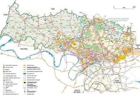 Le Comité d'Expansion Économique du Val d'Oise présente sa nouvelle carte économique du département | Infos en Val d'Oise | Scoop.it