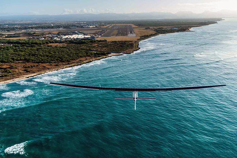 10 Incredible Photos of Solar Impulse 2's Flight Around the World | Solar Energy projects & Energy Efficiency | Scoop.it
