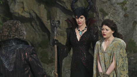 'Once Upon a Time' midseason finale introduces the Queens of Darkness | news | Scoop.it