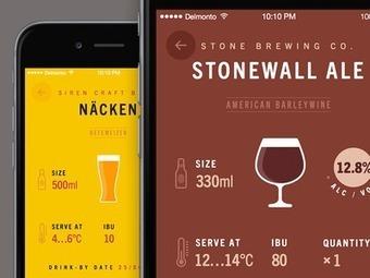 Beer Cellar | Graphisme et Design | Scoop.it
