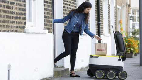Robots to Deliver Your Mail & Winners and Losers of the Week -   I Need Work   Scoop.it