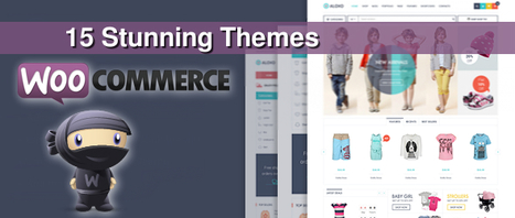 15 Stunning WooCommerce Themes to Sell Your Products/Services in 2015 | Open Source CMS | Scoop.it