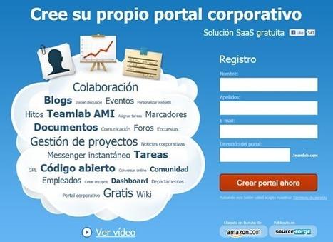 TeamLab, plataforma para gestión de proyectos y trabajo en equipo | Software libre en educación | Scoop.it