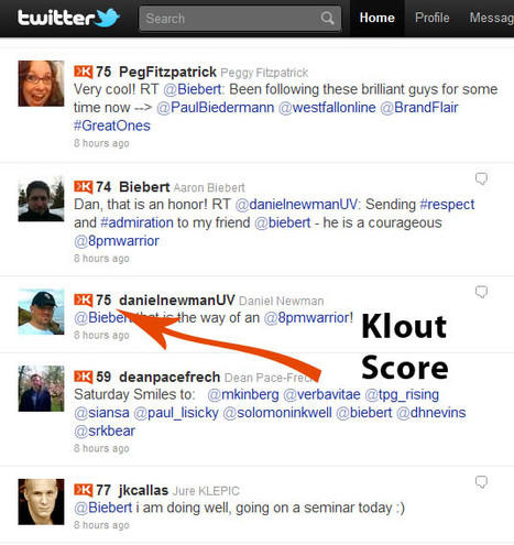 Web 3.0 Is Here – Why Klout Should Matter to You Now! | Innovations in e-Learning | Scoop.it