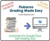 Flubaroo: Automated Google Docs Self-Grading Quizzes | ICT in schools | Scoop.it