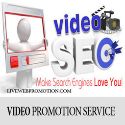 Video SEO Adds Power To Traditional Search Engine Optimization | Live Web Solution | Scoop.it