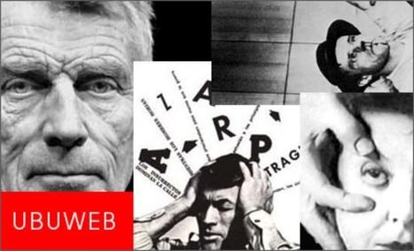 Arts: UbuWeb, extraordinaire collection gratuite de pépites - Rue89 | Merveilles - Marvels | Scoop.it
