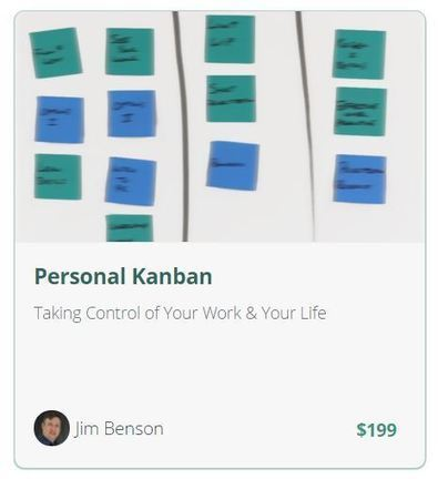 Pattern Matching: Use Your Personal Kanban to See What is Really Happening | Personal Kanban | Graphic Coaching | Scoop.it