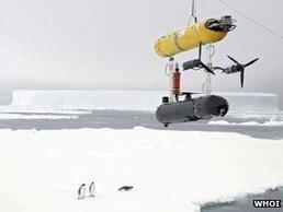 Robots ride the ocean blue - BBC News   Robots and Robotics   Scoop.it