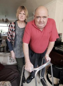 Disabled carer with cancer and degenerative spinal disease, 57, told 'you're fit to work'   Disability Issues   Scoop.it