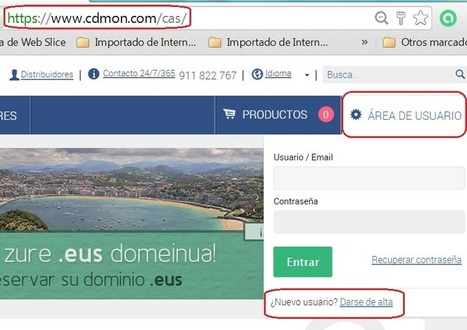 Guía Definitiva – 7 Pasos efectivos para configurar dominios .ve en Blogger | AgenciaTAV - Asistencia Virtual | Scoop.it