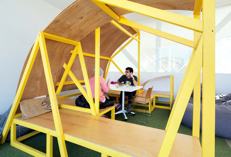 Office Space Is Hard to Find for Silicon Valley Newcomers | Startup Development | Scoop.it