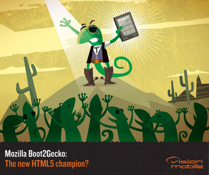 "Mozilla Boot2Gecko: can the new HTML5 champion succeed where webOS failed? | L'impresa ""mobile"" 