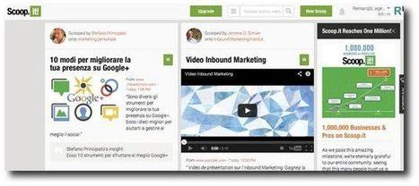 Scoop.it : vous allez être reconnu comme leader d'opinion ! - Remarqbl, agence inbound marketing | infobésité et curation | Scoop.it