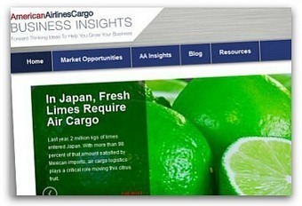Shipping company generates new business through news website | Communication Advisory | Scoop.it