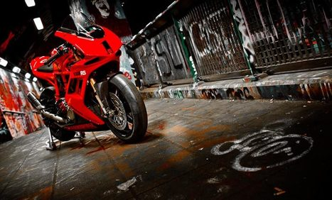 JHP Racing/Ducati Coventry and Frederick Cederna Design   Ducati Desmodue 1170 RS   Ductalk Ducati News   Scoop.it