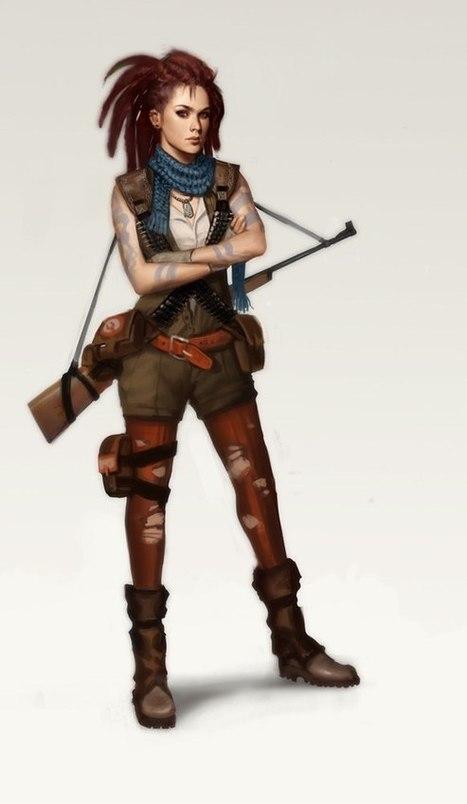 Women in Fantasy Illustration: Karla Ortiz | Concept art, Painting & Illustration | Scoop.it