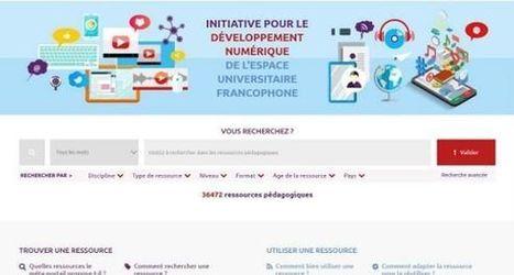 Université : la francophonie diffuse ses savoirs en ligne - Educpros | POURQUOI PAS... EN FRANÇAIS ? | Scoop.it