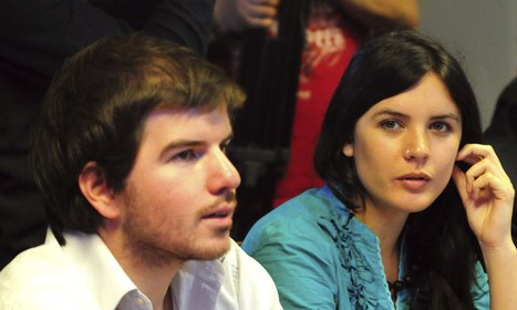 Chile's student protest leaders hope to dismantle the system from the inside   Student Protests in US and beyond   Scoop.it