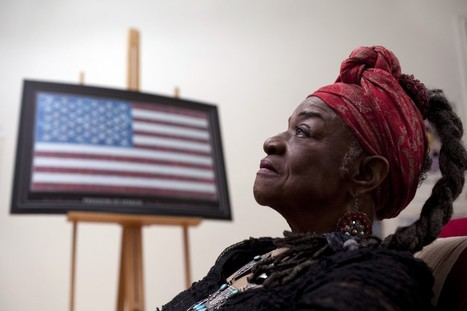 Faith Ringgold's 'American People, Black Light' - Washington Post | Social Justice in Student Affairs | Scoop.it
