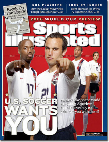 Why is Soccer Less Popular in the U.S.? | Why soccer should become more popular in America | Scoop.it